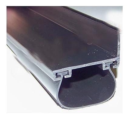 Garage Door Weather Seal Complete Kit Bottom Seal Double Car Door 2