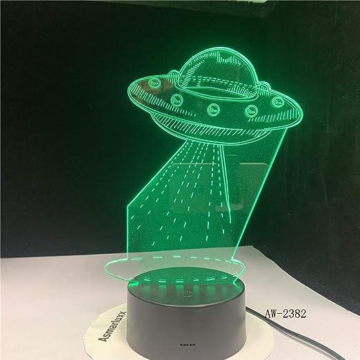 ZCHPDD Nocturna USB Led Lámpara De Mesa Control Remoto del Sueño ...