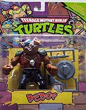 Teenage Mutant Ninja Turtles, Classic Collection, Bebop ...
