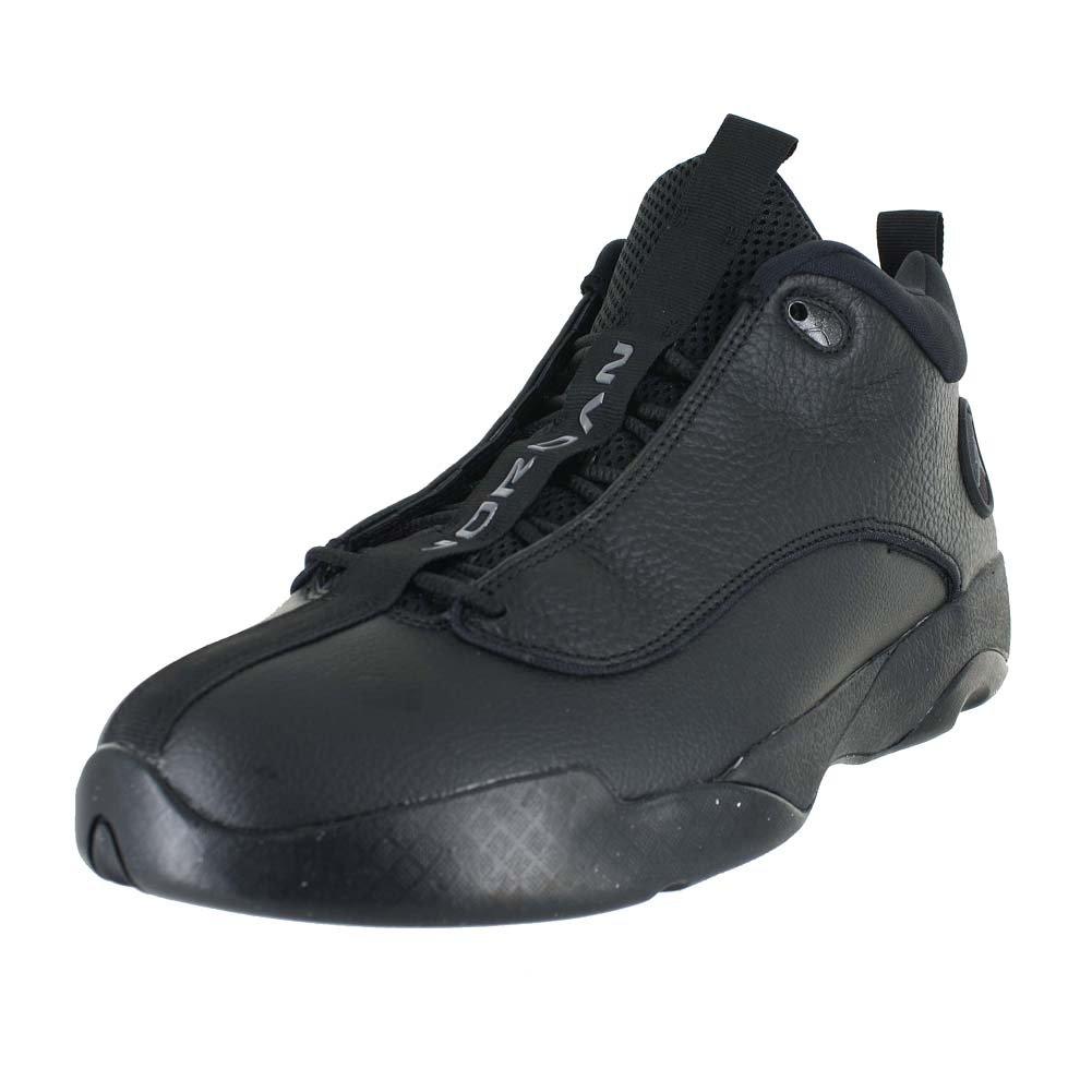 Nike Jordan Men's Jordan Jumpman Pro Quick Black/Dark Grey Basketball shoe 10.5 Men US
