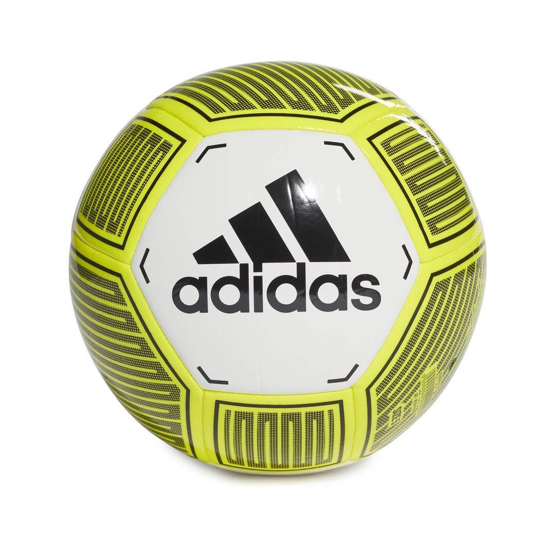 Starlancer Vi Balón de fútbol - F1906TSB047, 4, Negro, Blanco ...
