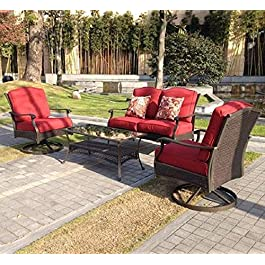 Better Homes & Gardens* owder-Coated Steel wit...