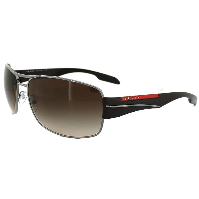 956d1d989c Prada Sport - Gafas de sol Rectangulares Mod. 53Ns Sole para hombre,  5AV6S1: Amazon.es: Ropa y accesorios