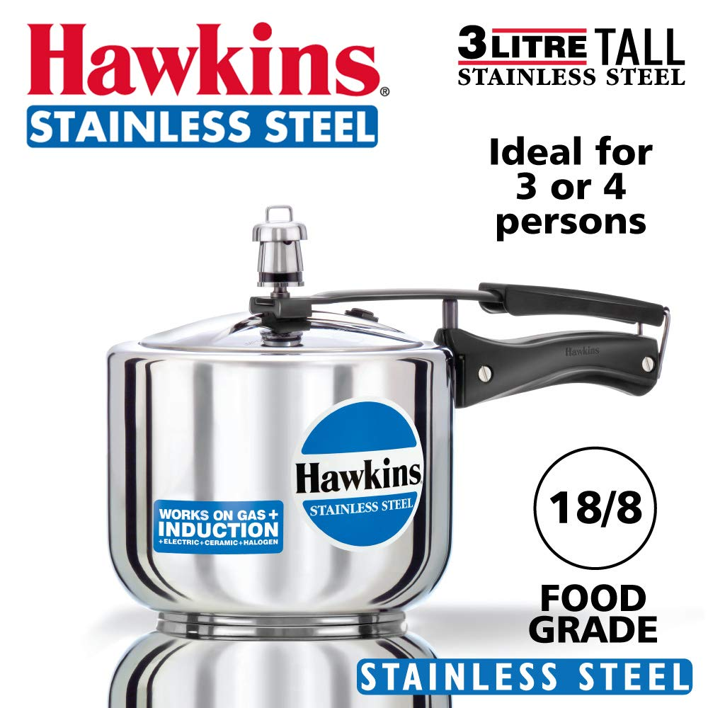 10 Best Stainless Steel Pressure Cooker For Your Kitchen 2020 - Pressure Cooker