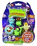 Moshi Monsters Exclusive Glow in the Dark 5 Pack (styles vary)