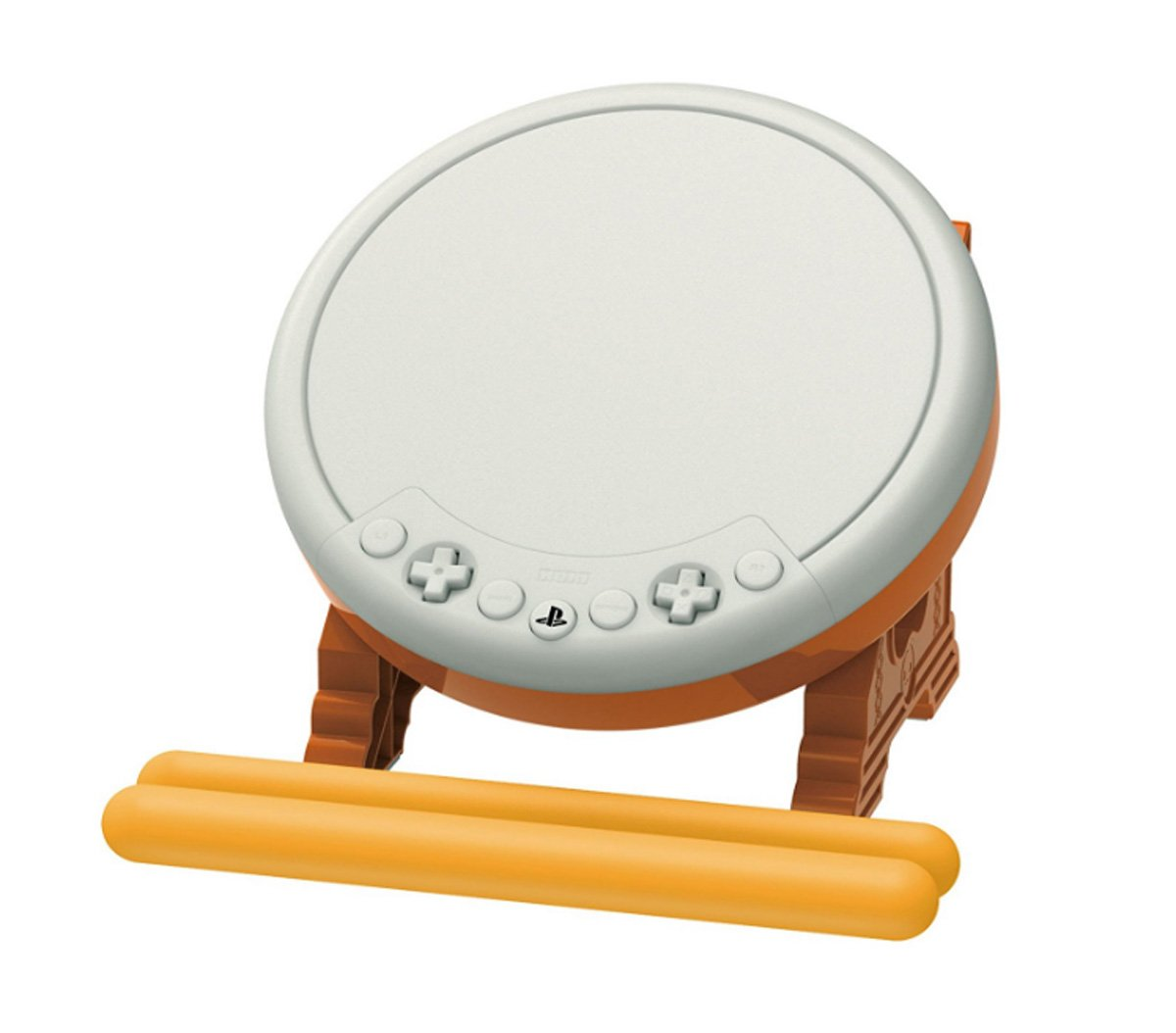 太鼓の達人専用コントローラー 太鼓とバチ for PlayStation4