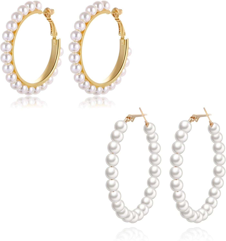 Large Hoop Earrings  Crystal Earrings  Silver Hoop Earrings  Bohemian Earrings
