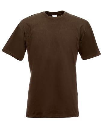 186a54c0 Fruit Of The Loom Super Premium T-Shirt: Amazon.co.uk: Clothing
