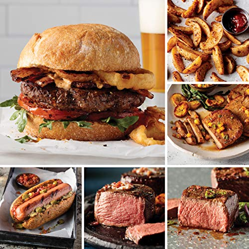 Omaha Steaks Freezer Filler (29-Piece with Filet Mignons, Boneless New York Strips, Top Sirloins, Icelandic Cod, Pork Chops, Chicken Fried Steaks, Steak Burgers, Jumbo Franks, and Steakhouse Fries)