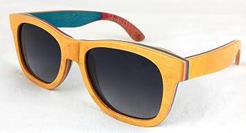 Sunglasses Gafas de Sol Amarillento/Naranja, Monopatín ...