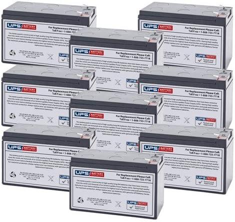 Minuteman CPEBP1000 Replacement Battery Set