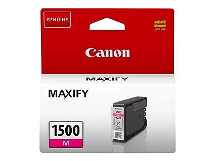 Canon PGI-1500 M Cartucho de tinta original Magenta para Impresora ...