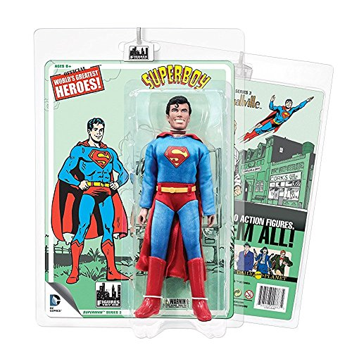 Superman Retro 8 Inch Action Figures Series 3: Superboy