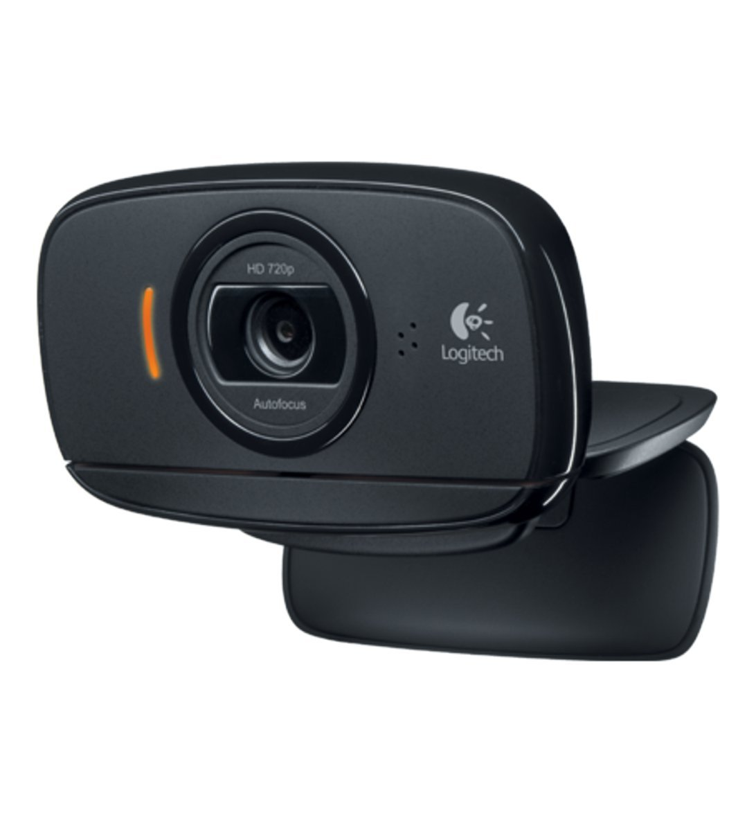 Webcam LOGITECH HD WEBCAM B525 NOIR