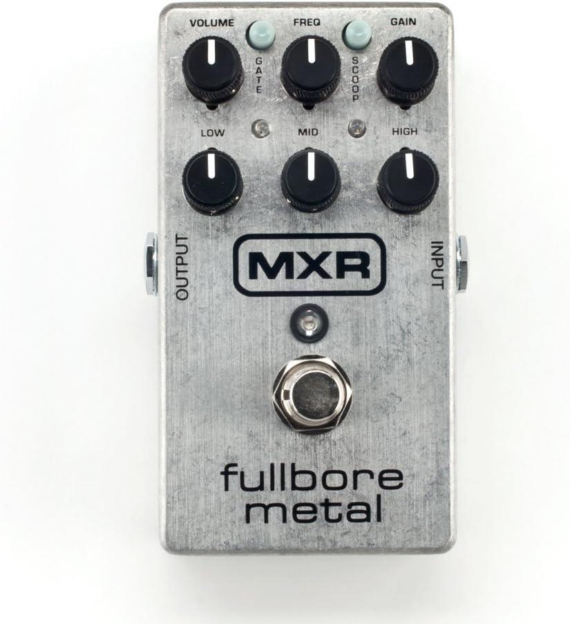 Dunlop M116 - Pedal de efectos de metal