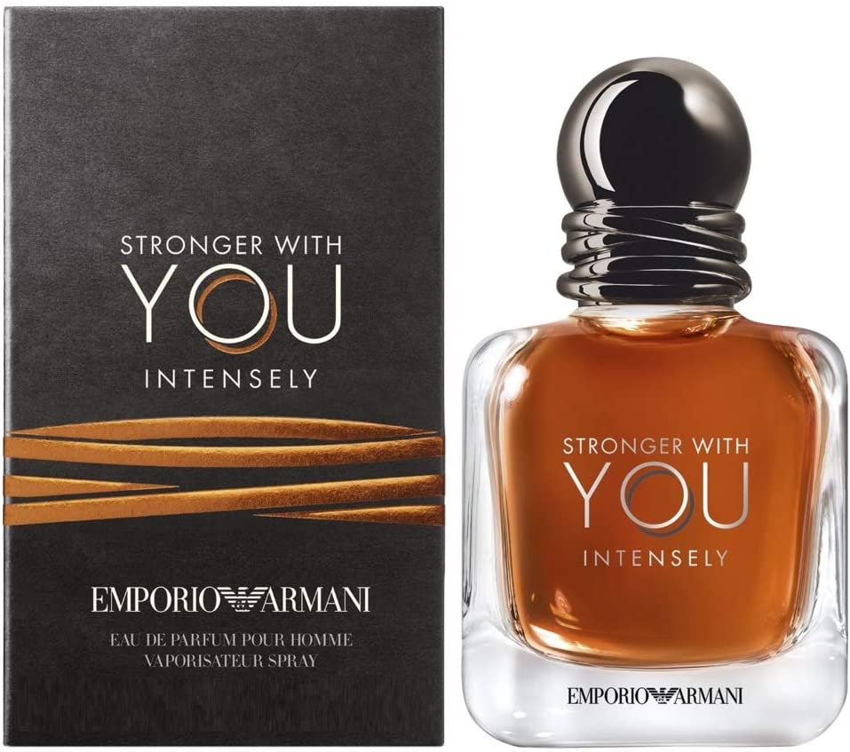 Armani Armani Stronger With You Intensely Homme Edp 100 Ml Vapo 100 ml