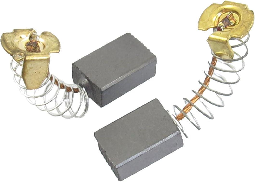 14.5/mm x 10/mm x 6/mm Balais de charbon pour Generic Moteur /électrique 2/pcs