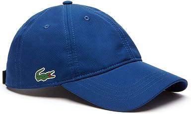 casquette lacoste homme bleu