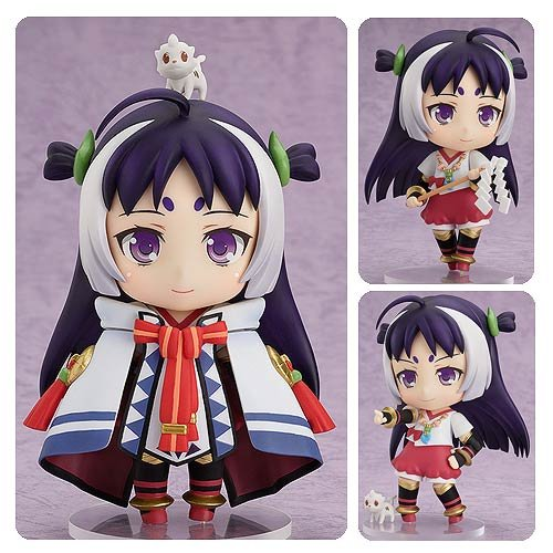 Nobunaga The Fool Himiko Nendoroid Action Figure