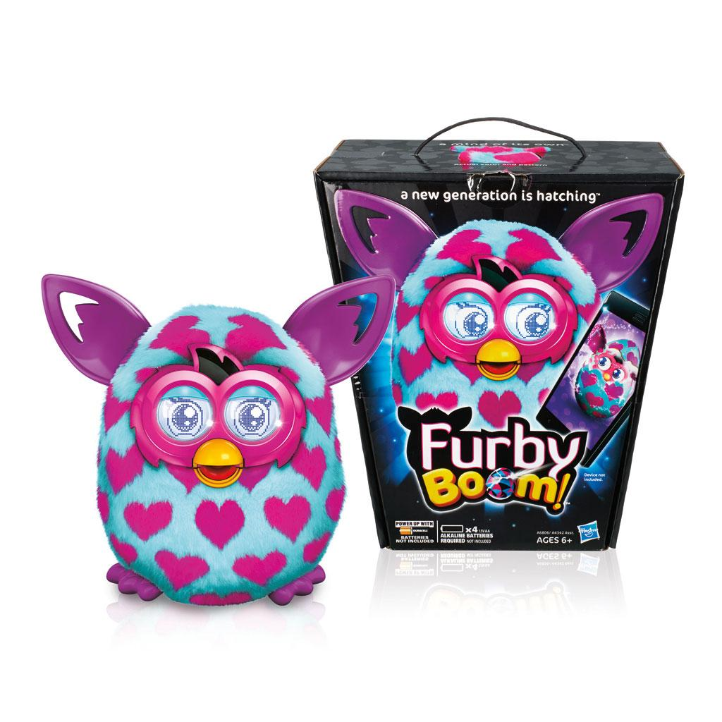 how to connect furbling to furby boom app