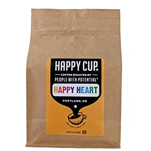 Happy Cup Coffee, Coffee Seasonal Single Origin, 12 Ounce