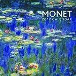 2017 Calendar: Monet