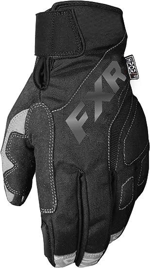 New 2020 FXR FUEL Men/'s Snowmobile Glove Black//White 2X Motorcycle