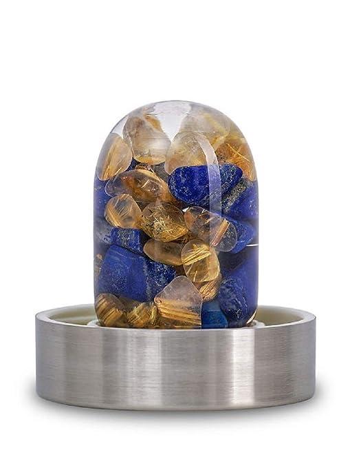 Vita Juwel® piedras preciosas Módulo para VIA Botella de ...