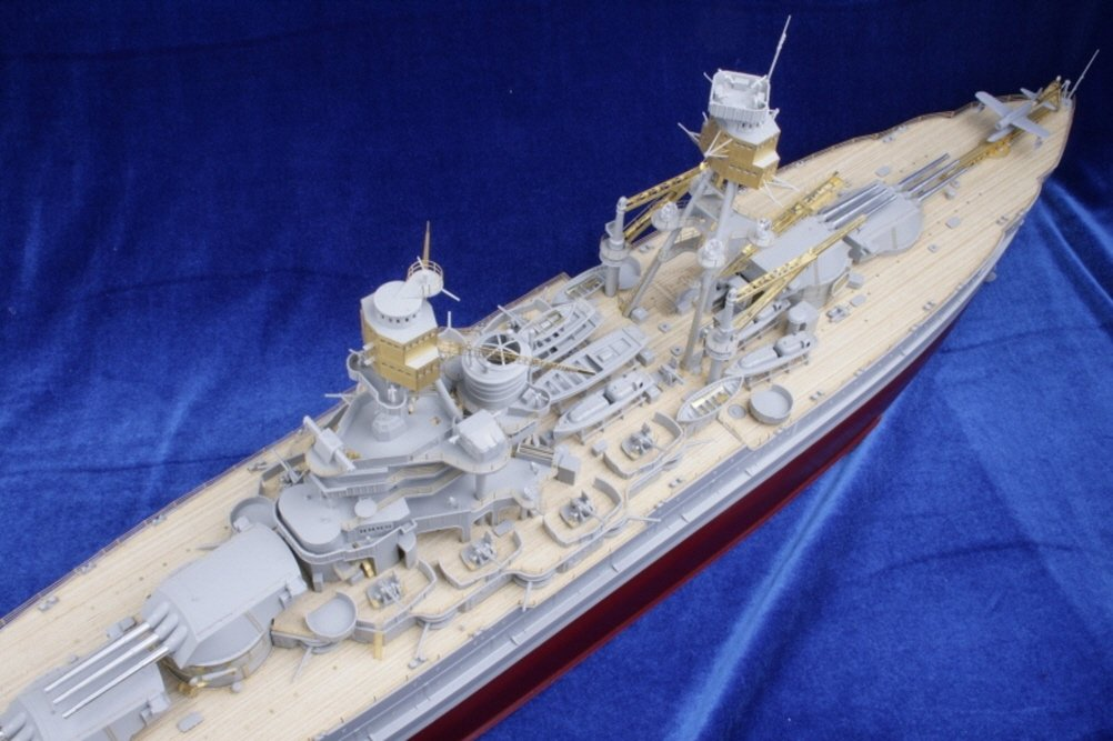 /<Hobby365/> New 1//200 ARIZONA Super Detail-Up Set for Trumpeter #MD20001