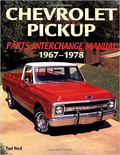 1978 chevrolet silverado parts