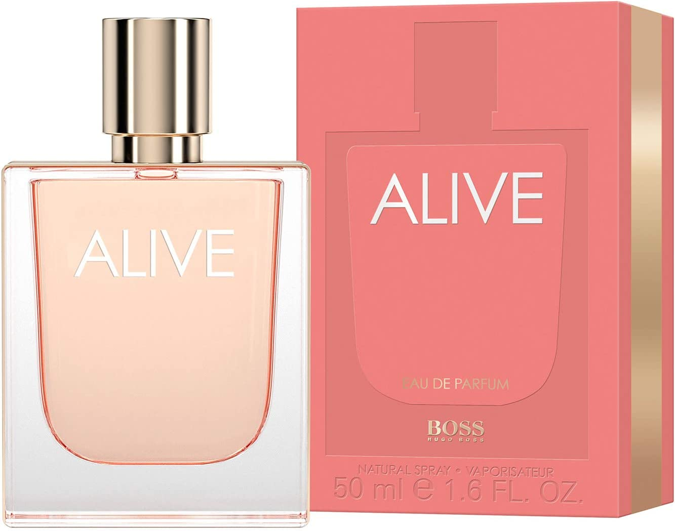 Boss Boss Alive Wom Edp 50V Exc. 50 ml: Amazon.es: Belleza