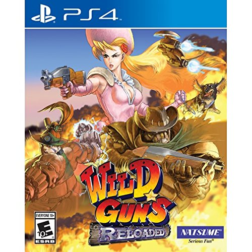 WILD GUNS: RELOADED PS4