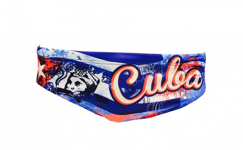 Turbo Bañador Cuba Hombre Pelotas de Agua Bañador WP: Amazon.es: Deportes y aire libre