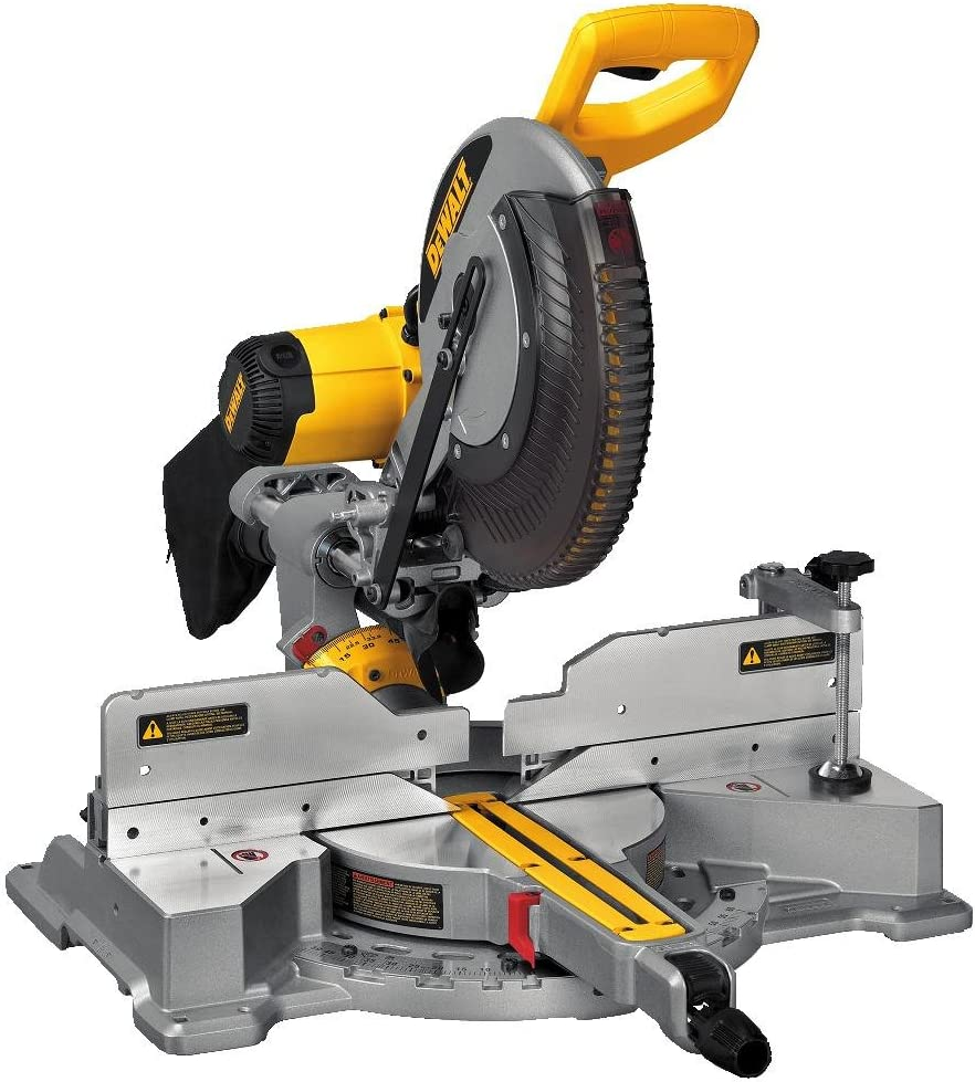 DEWALT DWS709 12-Inch Sliding Compound Miter Saw