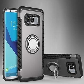 Amazon.com: Inspirationc - Carcasa magnética para Samsung ...