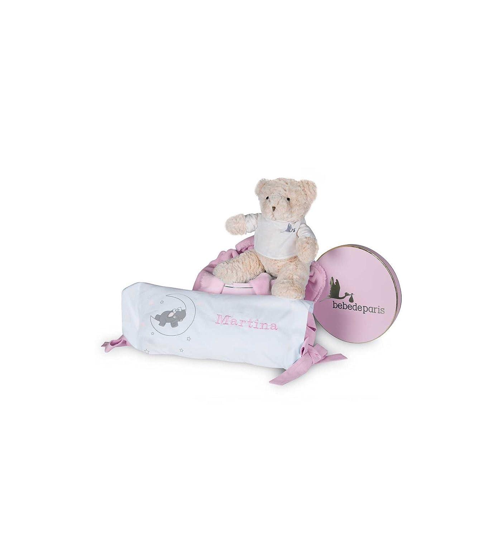 Set Geschenk Baby Kopfkissen Personalisierte