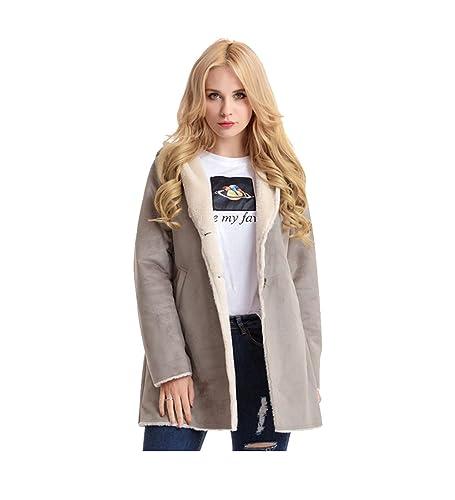 Phefee - Abrigo - chaqueta - para mujer