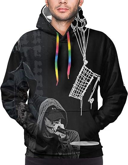 Amazon.com: Nf Rapper Men Hoodie Long Sleeve Concert ...