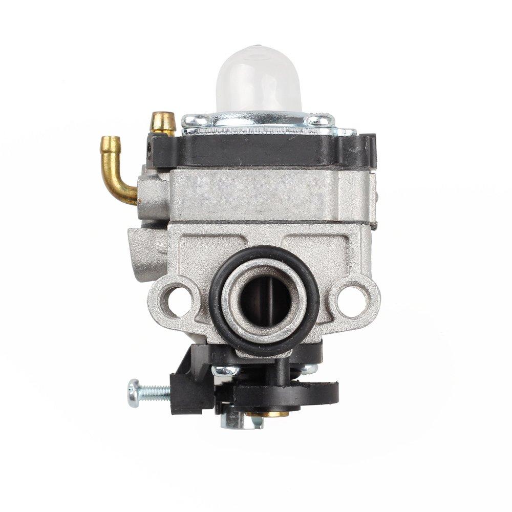 Savior Carburetor for Troy-Bilt TB575SS TB525CS TB26TB TB475SS TB490BC TB425CS 753-04745 753-04296 MTD MP425 MP426CS MP475 753-1225 Ryobi 650R 825R 875R 890R Yardman Bolen Carb Gas Trimmer by Savior