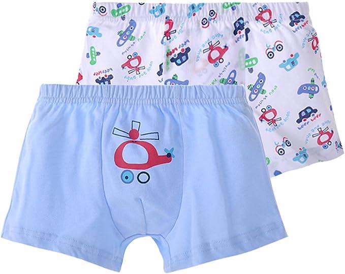 SM SunniMix Pack De 2 Pantalones Cortos Para Niños De Diferentes ...