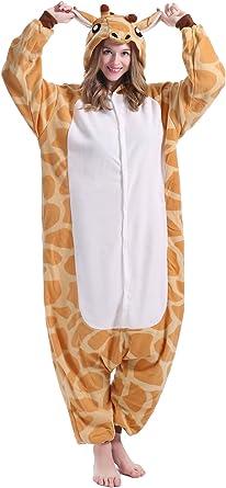brlmall tamaño Unisex para adulto pijama – peluche One Piece ...
