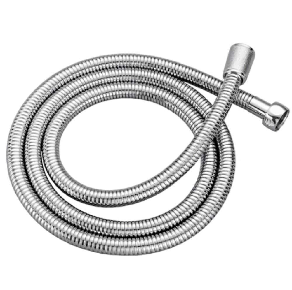 Mischbatterie Herausziehbarer Spülarmaturotelstahl-Duschschlauch Für Badezimmer 1,5 M Ausziehbare Explosionssichere Wasserleitung