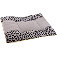 Baosity Pet Bed Cushion Cotton Mat Cushion Pad for Dog Cat Puppy Kitty Floor Mat