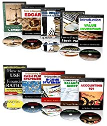 Value Investing University 10 DVD Collection by Investment Publishing