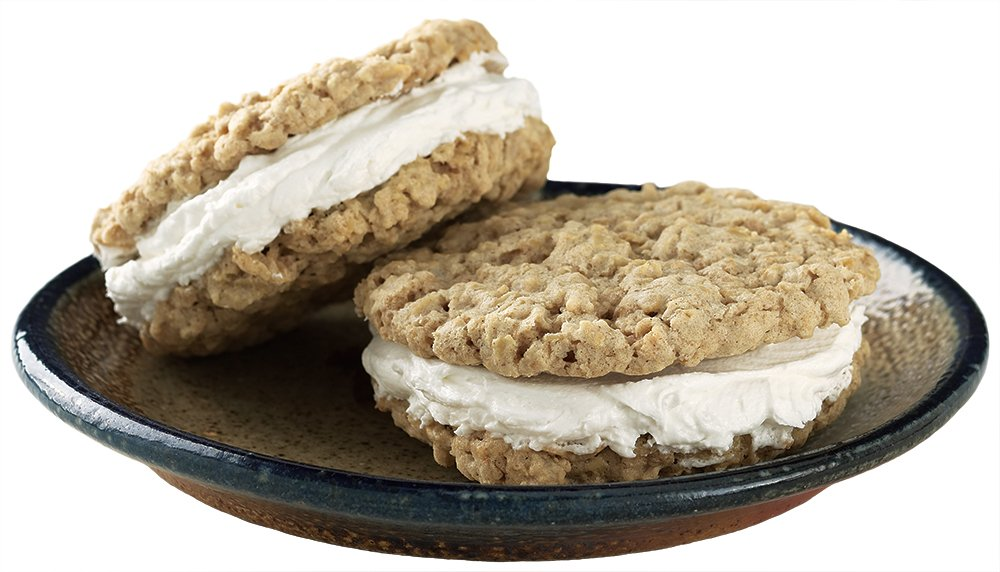 Oatmeal Cream Wicked Whoopie, One Dozen by Wicked Whoopies