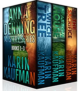 Anna Denning Mystery Series Box Set: Books 1–3 by [Kaufman, Karin]