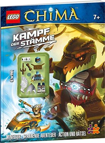 LEGO Legends of Chima. Kampf der Stämme
