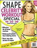 Shape Magazine (Celebrity Workout Special (Molly Sims Cover))