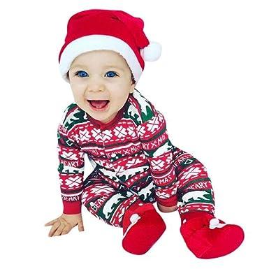 62e8b1d2b Amazon.com  Infant Baby Toddler Boys Girls Clothes Jumpsuit Onesies ...