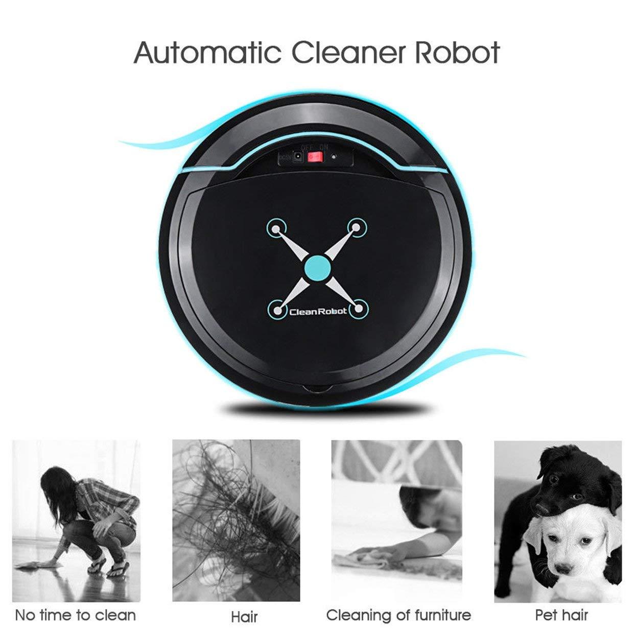 Inteligente Robot de Barrido Automático Robot de Casa Recargable ...